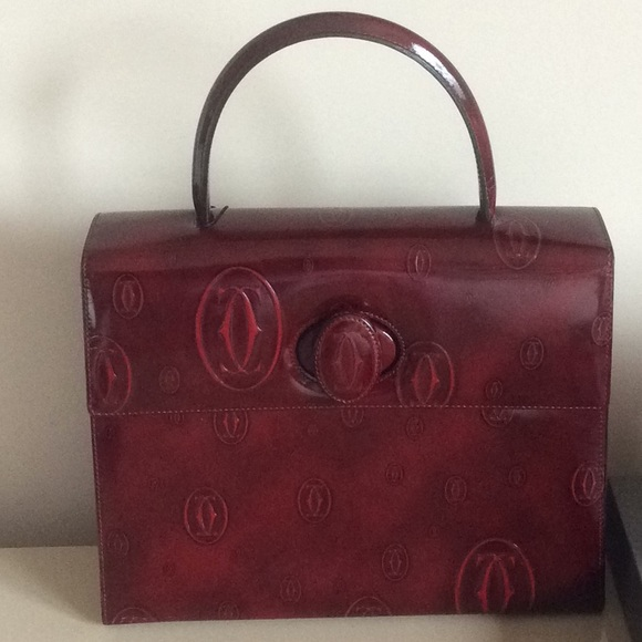 39d594fb7 Cartier Bags | Happy Birthday Bag | Poshmark